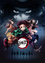 <p>One of the newer anime sensations, <em>Demon Slayer</em> is adapted from one of the most successful current Japanese mangas. The series has so far delivered big, with some of the best action scenes in recent memory. High hopes for this one.</p>