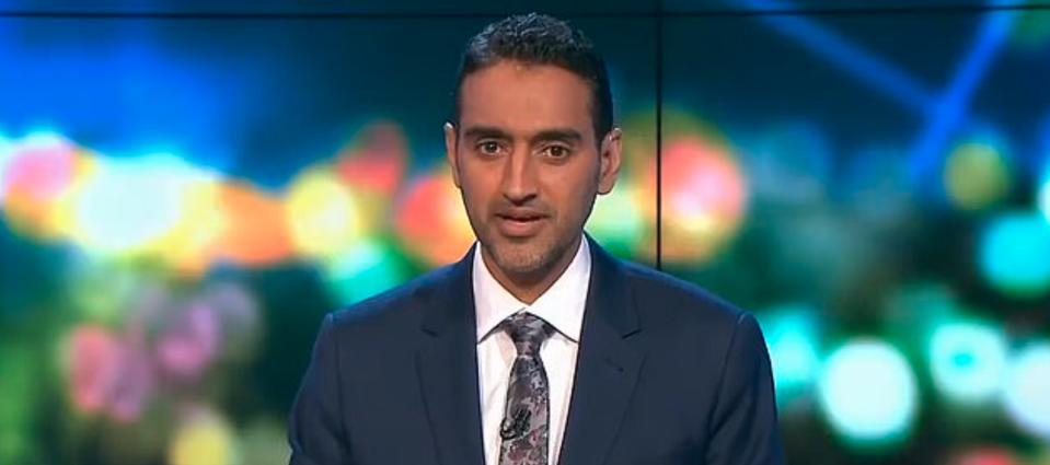 Waleed Aly on The Project