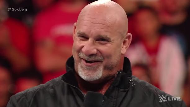 WWE Raw Got A Hefty Ratings Bump Thanks To The Return Of Goldberg
