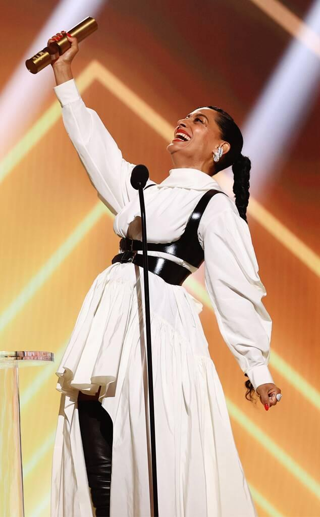 Tracee Ellis Ross, 2020 Peoples Choice Awards, PCAs, Winners, Candids