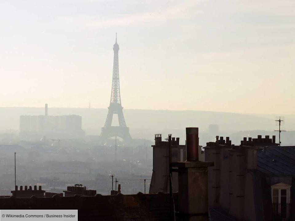 La mortalité par Covid-19 pourrait être accrue de 19% par la pollution de l'air en Europe