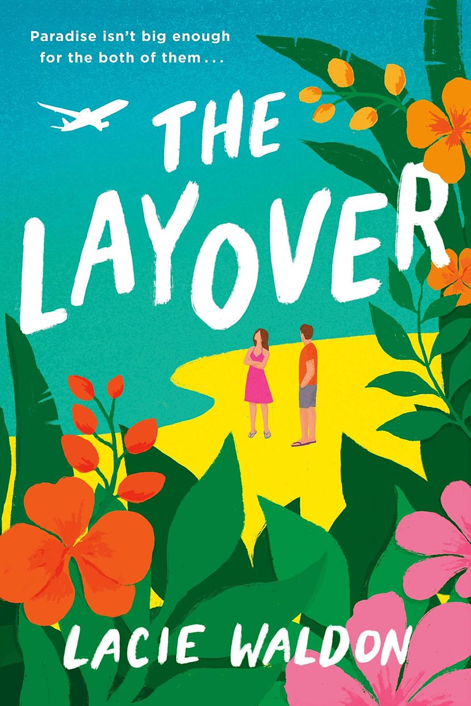 <p>A mechanical malfunction strands a flight attendant in paradise with her worst enemy in <span><strong>The Layover</strong></span> by Lacie Waldon. After 10 years of jet-setting as a flight attendant, Ava is ready for a fresh start, but she has to make it through one last flight first. Unfortunately for her, the cocky ex-pilot Jack Stone is also on her flight, and when the plane is forced to make an emergency landing, she'll be stuck with him for the entire weekend.</p> <p><em>Out June 15</em></p>