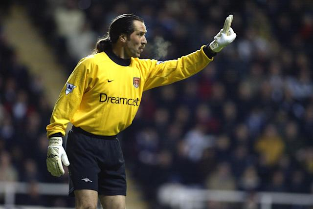 Former Arsenal goalkeeper David Seaman played over 550 games in all competitions for the North London club.