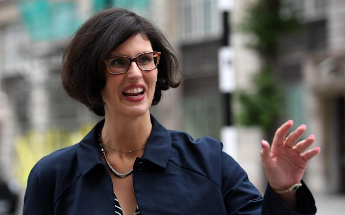 """Layla Moran said """"there is no time to waste"""" - Shutterstock"""