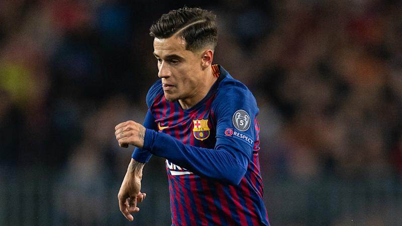 Coutinho completes Bayern Munich loan move from Barcelona