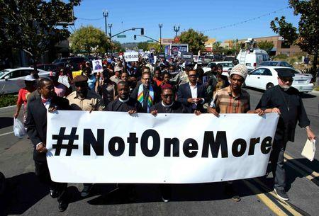 Protest planned at Los Angeles police meeting