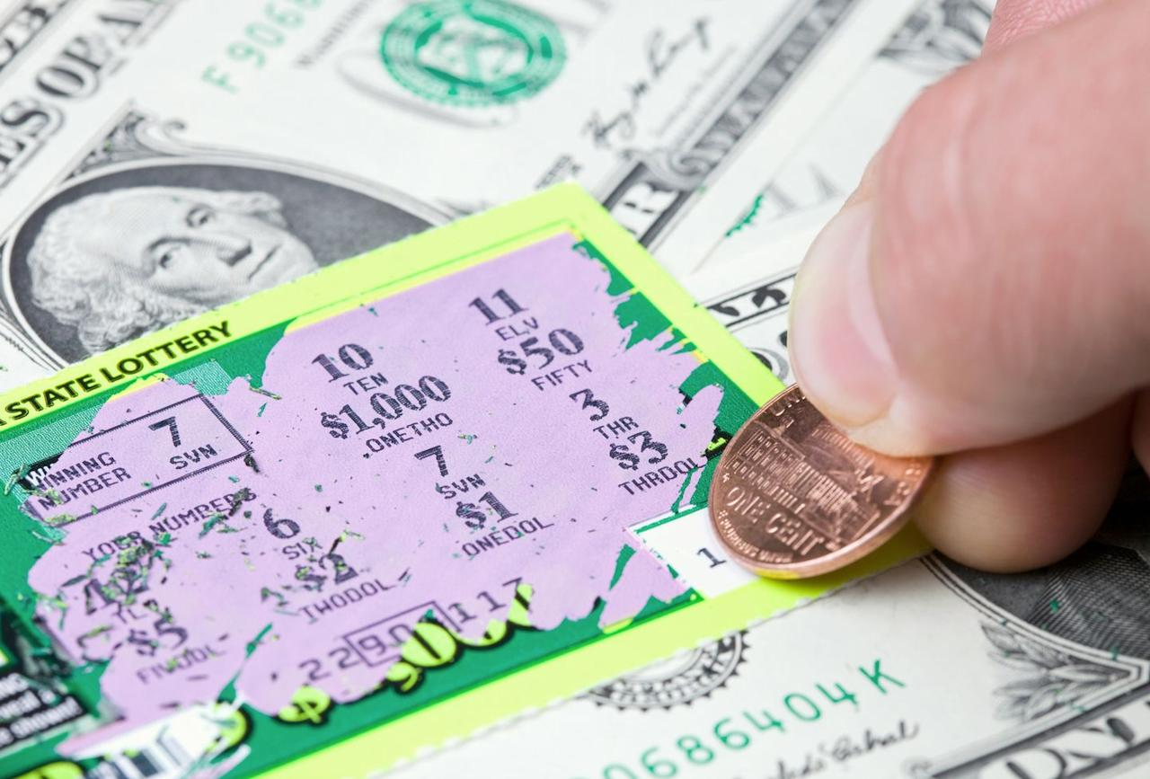 <p>Who wouldn't want to run around looking for the chance to win big? This is perfect if all of your participants are over the age of 18. And once the hunt is over, you can all sit around with your lotto cards, scratching them off and seeing if anyone is going to go home with a heavier wallet.</p>