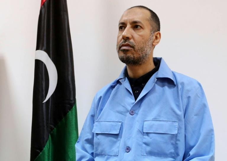 Saadi Kadhafi, once a professional footballer, is currently held in a Tripoli prison