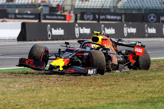 Video: Red Bull's shock driver swap explained