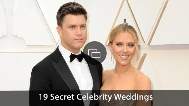 Colin Jost, Scarlett Johansson at arrivals for The 92nd Academy Awards - Arrivals 3, The Dolby Theatre at Hollywood and Highland Center, Los Angeles, CA