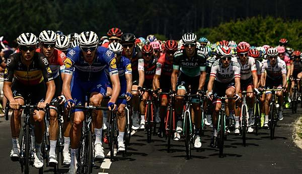 Tour de France: LIVE: Marathon-Tag bei der Tour de France