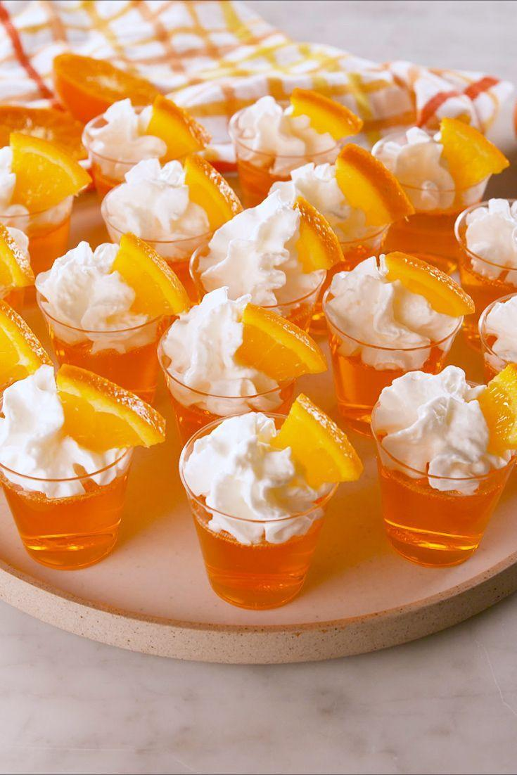 """<p>Good luck stopping after one. </p><p>Get the recipe from <a href=""""https://www.delish.com/cooking/recipe-ideas/a27154867/creamsicle-jell-o-shots/"""" rel=""""nofollow noopener"""" target=""""_blank"""" data-ylk=""""slk:Delish"""" class=""""link rapid-noclick-resp"""">Delish</a>.</p>"""