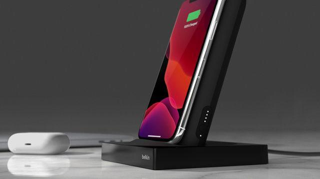 Belkin Portable Wireless Charger + Stand Special Edition, WIZ003