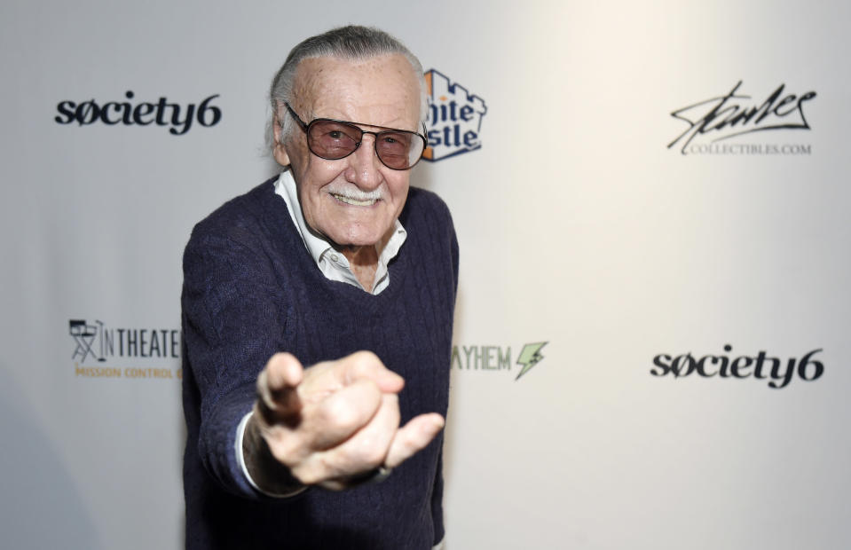 Stan Lee's fortune is reportedly under attack