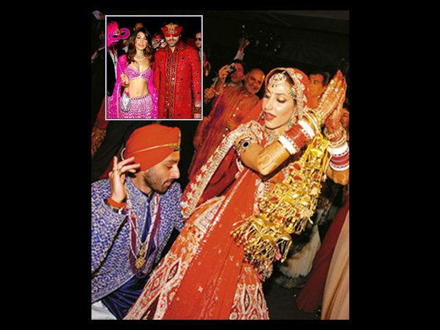 The wedding cost approximated to about a 100 crore. Flowers, candles, private jets, the most expensive decorations and high profile invitees were some of the highlights of this lavish wedding.