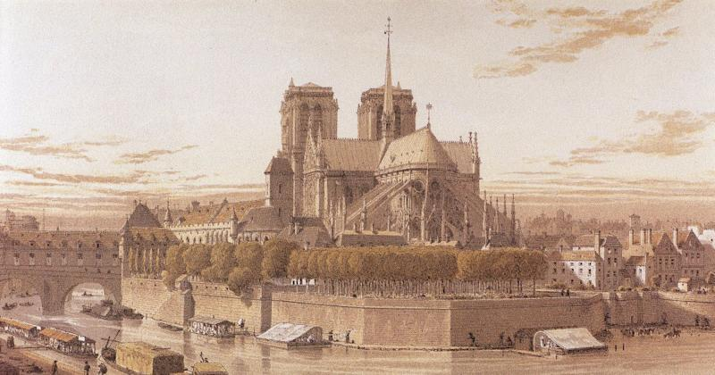 These Notre Dame Laser Scans Could Help Restore The 856 Year Old Cathedral To Its Glory