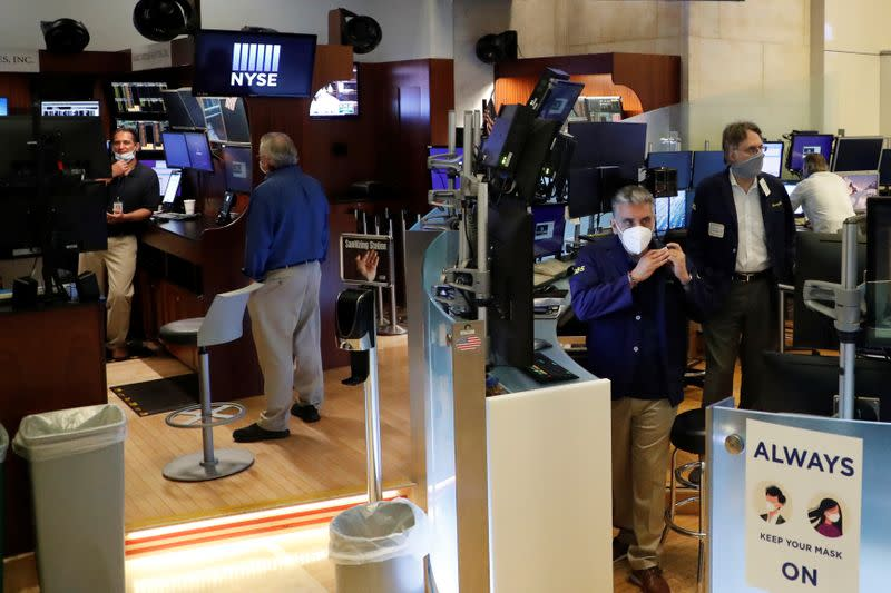 Wall Street Weekahead: After monster rally, investors cautious as U.S. recovery wobbles