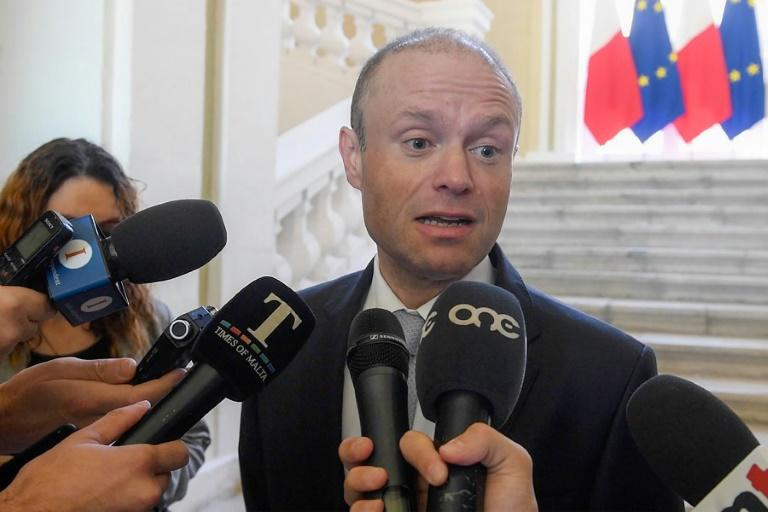 Malta's Prime Minister Joseph Muscat has been heavily criticised over his government's handling of the shock murder of a journalist