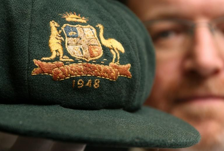 The sale far exceeded the Aus$425,000 paid for the cap belonging to the legendary Donald Bradman in 2003