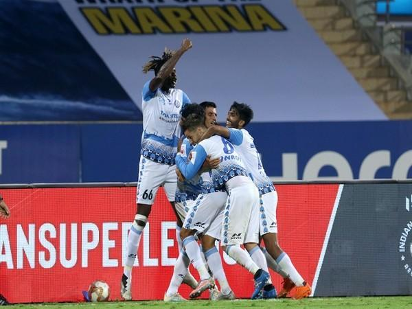 Jamshedpur won important 3 points to keep their hopes alive for a playoff spot (Image: ISL)