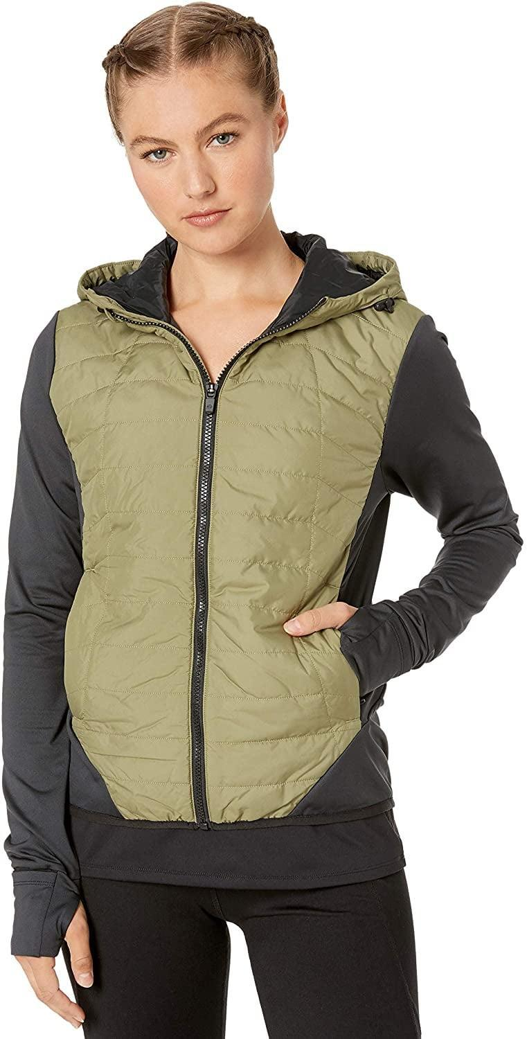 <p>The <span>Core 10 Lightweight Insulated Thermal Hoodie Run Jacket</span> ($56) is great for winter.</p>