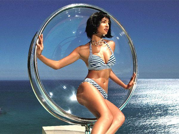 5 Most Outrageous Things to Do in a Bikini