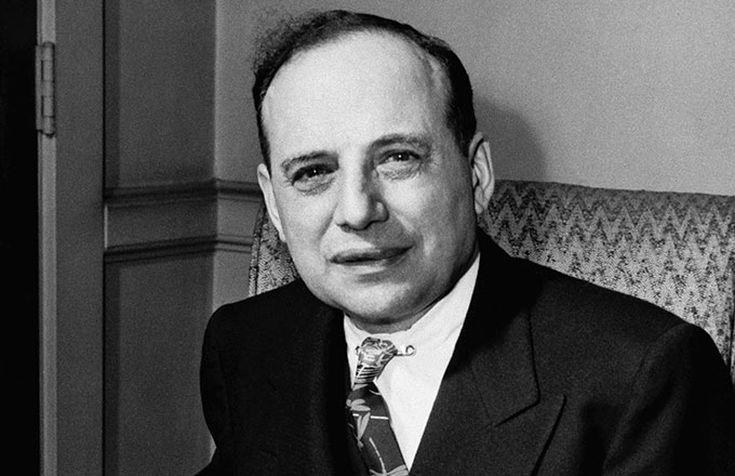 Benjamin Graham taught an investment class at the Columbia University business school for 28 years. (Photo: Creative Commons)