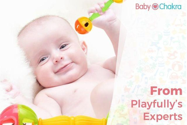 The Best Developmental Toys For 0 to 6 Month Olds