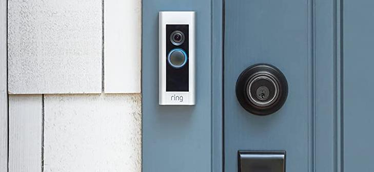 Get this renewed Ring Video Doorbell Pro for nearly 35 percent off. (Photo: Ring)