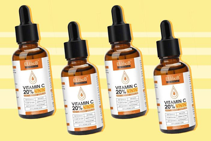 """This Vitamin C Serum Leaves Skin """"So Soft and Glowing"""" — and It's on Sale for $10"""