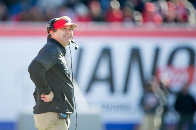 Is Georgia the favorite in the SEC East? (Getty)
