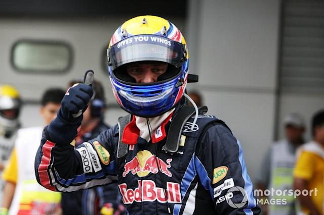 """Mark Webber: 7 anni in Red Bull (dal 2007 al 2013) <span class=""""copyright"""">Sutton Motorsport Images</span>"""