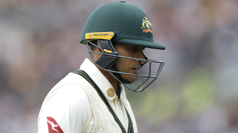 Ponting fears Khawaja's Test career may be over