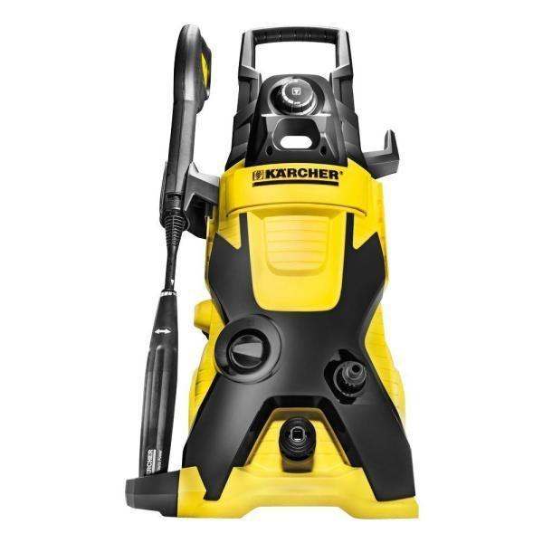 """<p><strong>Karcher</strong></p><p>homedepot.com</p><p><strong>$199.20</strong></p><p><a href=""""https://go.redirectingat.com?id=74968X1596630&url=https%3A%2F%2Fwww.homedepot.com%2Fp%2FKarcher-K4-1900-PSI-1-5-GPM-Electric-Pressure-Washer-1-603-152-0%2F206879491&sref=https%3A%2F%2Fwww.goodhousekeeping.com%2Fhome%2Fcleaning%2Fg33460230%2Fbest-pressure-washers%2F"""" rel=""""nofollow noopener"""" target=""""_blank"""" data-ylk=""""slk:SHOP NOW"""" class=""""link rapid-noclick-resp"""">SHOP NOW</a></p><p>Though testers found this model to be a little bulky, it has stellar cleaning power. It comes with two spray lances — one with variable pressure for customization and a patio head brush that <strong>makes quick work of cleaning large patio and deck areas.</strong> Despite the size, the machine has a host of convenient features that make storage easier, including a retractable handle. </p>"""