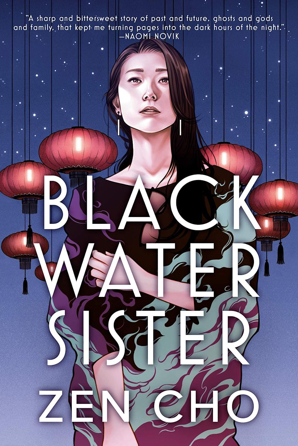 <p>A modern-day fantasy novel set in Malaysia, <span><strong>Black Water Sister</strong></span> by Zen Cho is, at its heart, a story of family ties. Jessamyn Teoh, who has no job and hasn't come out to her family, begins hearing a voice in her head when she moves back to Malaysia with her parents. The voice in question belongs to her deceased grandmother Ah Ma, who was a medium in life. Now, Ah Ma is determined to exact revenge on a business magnate with Jessamyn's help - no matter how reluctant her granddaughter may be to involve herself in a world of gods and ghosts. </p> <p><em>Out May 11</em></p>