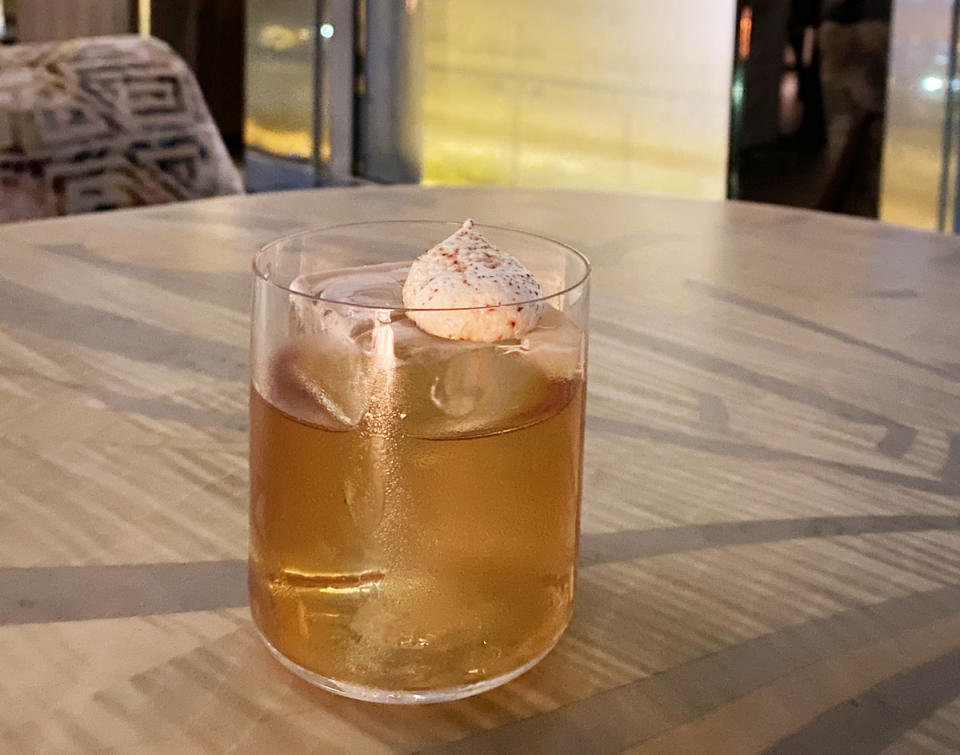 Skynet Old Fashioned ($140)