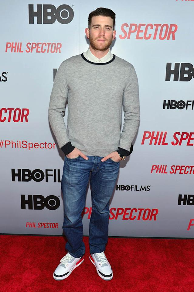 """Bryan Greenberg attends the """"Phil Spector"""" premiere at the Time Warner Center on March 13, 2013 in New York City."""