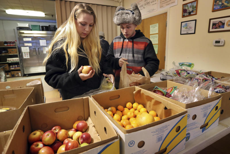 Republicans hope Trump amenable to food stamp restrictions