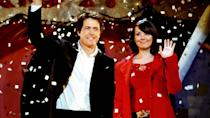 Its detractors are loud, its fans are equally loud and, yes, that placard scene is awful, but there's no denying that Richard Curtis' multi-stranded romcom is a stone cold Christmas classic. (Credit: Universal)