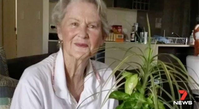 Police believe missing woman Anne Cameron has been taken by a crocodile. Source: 7 News