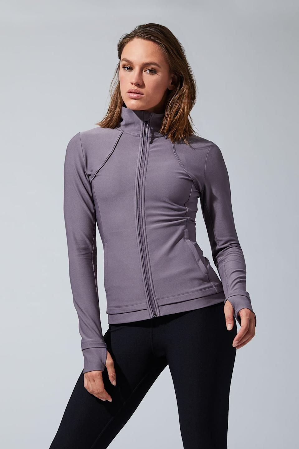 Easy Go Zip-Up - MPG Sport, $35 (originally $58)
