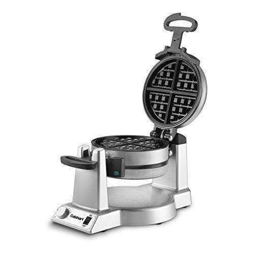 """<p><strong>Cuisinart</strong></p><p>amazon.com</p><p><a href=""""https://www.amazon.com/dp/B01IA3HJGG?tag=syn-yahoo-20&ascsubtag=%5Bartid%7C10050.g.4357%5Bsrc%7Cyahoo-us"""" rel=""""nofollow noopener"""" target=""""_blank"""" data-ylk=""""slk:Shop Now"""" class=""""link rapid-noclick-resp"""">Shop Now</a></p><p>You'll reap the rewards of this Father's Day gift! Dad will love whipping up breakfast every morning with this double Belgian waffle maker from Cuisinart. With more than 1,300 5-star reviews, it's a crowd favorite for a reason.</p>"""