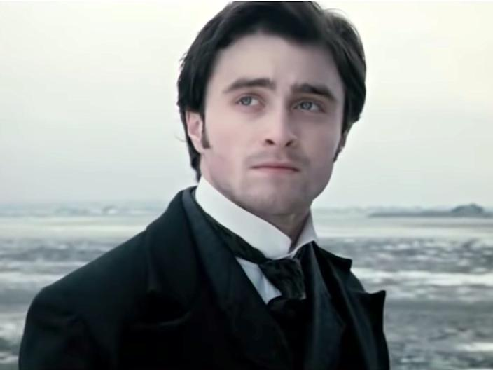 daniel radcliffe the woman in black 2012