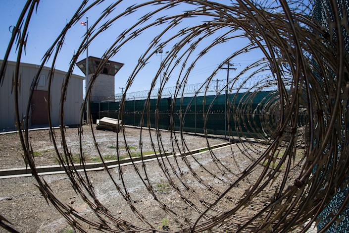 The U.S. military prison at Guantanamo Bay, Cuba, was opened after the 9/11 terror attacks.