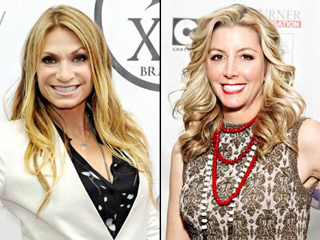 """Heather Thomson Accuses Spanx Founder Sara Blakely of Copying Her Yummie Tummie Shapewear: Real Housewives of New York Star Says She's """"Ready for War"""""""