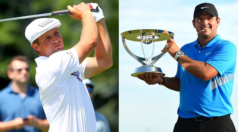 DeChambeau, Slow Play Controversy Overshadow Reed's Victory at Northern Trust