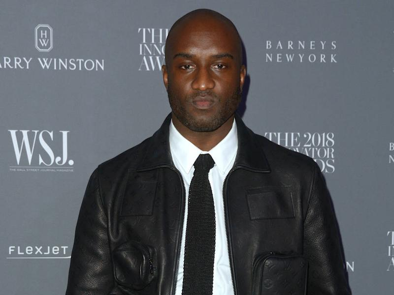 Virgil Abloh wants to represent a generation