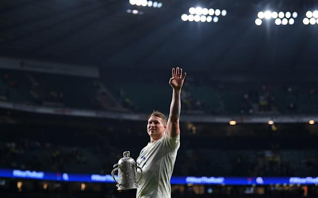 <span>England captain Dylan Hartley will be hoping to improve his Lions chances</span> <span>Credit: Getty Images </span>