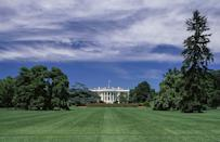<p>A house that big calls for a lot of land — the White House fence encloses 18.7 acres.</p>
