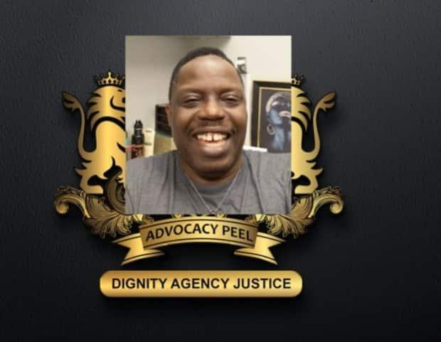 Kola Iluyomade, born June 11, 1965, was 56 when he died on Thursday, June 24.  He was a founding member of Advocacy Peel, which describes itself as a grassroots multicultural organization led by parents that was founded in response to the 'discrimination, pain and suffering' of children of African descent who attend schools in the Peel District School Board.  (Twitter - image credit)